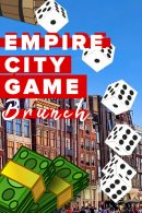 Lunch – Empire City Game – Borrel in Groningen