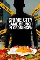 Crime City Brunch Game in Groningen
