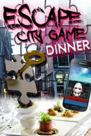 Escape City Tablet Dinner Game in Groningen