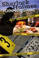 Sherlock Holmes Tablet Dinnergame in Groningen