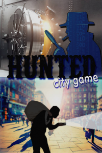 Hunted Tablet Game in Groningen