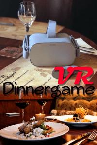 VR Dinerspel in Groningen