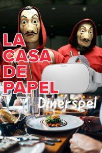 La Casa de Papel VR Dinerspel in Groningen