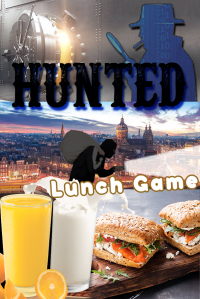 Hunted Tablet Lunch Game in Groningen