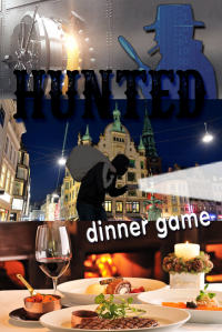 Hunted Tablet Dinner Game in Groningen