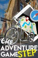 City Adventure in Groningen op de Step